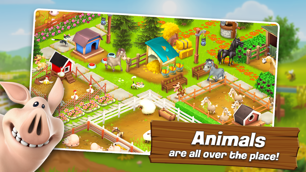 Hay Day poster 2