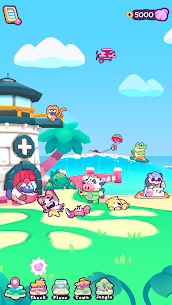 Kiki's Vacation Mod Apk 1.10.0 (Unlimited Shells) 6