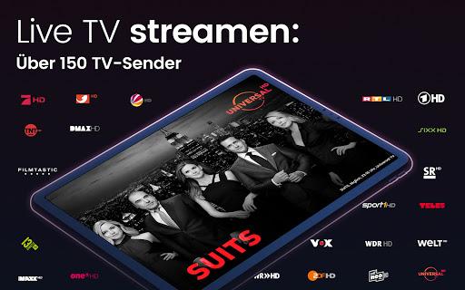 waipu.tv - Live TV-Streaming apktram screenshots 9