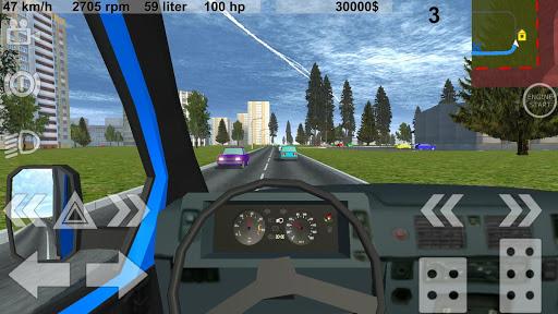Russian Light Truck Simulator 1.5 screenshots 4