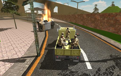Army Truck Simulator 2017 2.2 screenshots 2