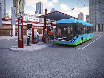 Bus Simulator PRO 2 Apk Para Hileli İndir 5