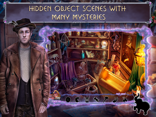 Surface: Strings of Fate - Hidden Objects 1.0.1 screenshots 7