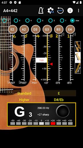 GuitarTuner - Tuner for Guitar apktram screenshots 4