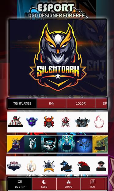Logo Esport Maker | Create Gaming Logo Maker screenshot 13