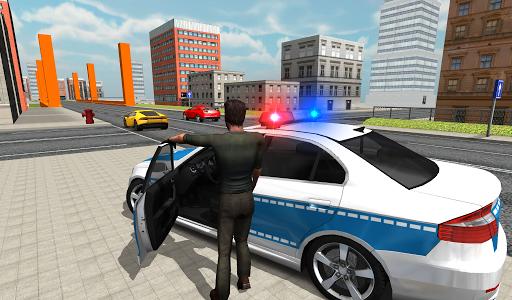 Police Car Driver  Screenshots 1