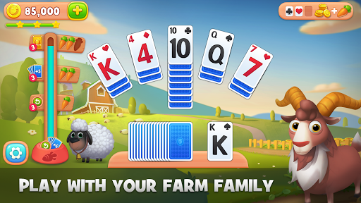 Solitaire Farm : Classic Tripeaks Card Games 1.0.1 5