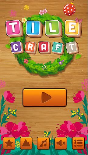 Tile Craft - Triple Crush: Puzzle matching game 5.8 screenshots 2
