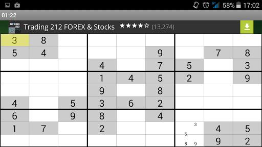 Sudoku classico screenshots 5