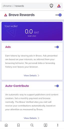 Brave Browser (Beta) screenshots 5