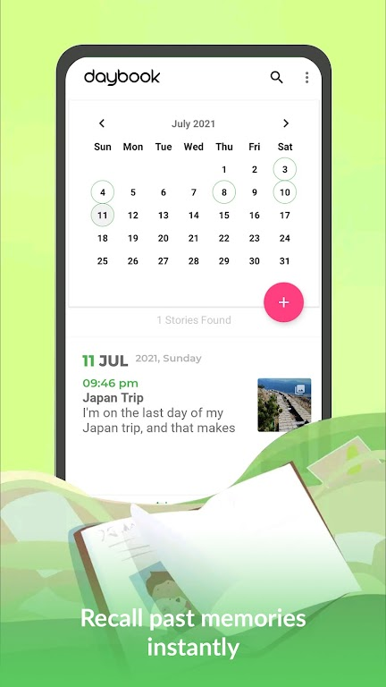 Daybook - Diary, Journal, Note, Mood Tracker poster 3