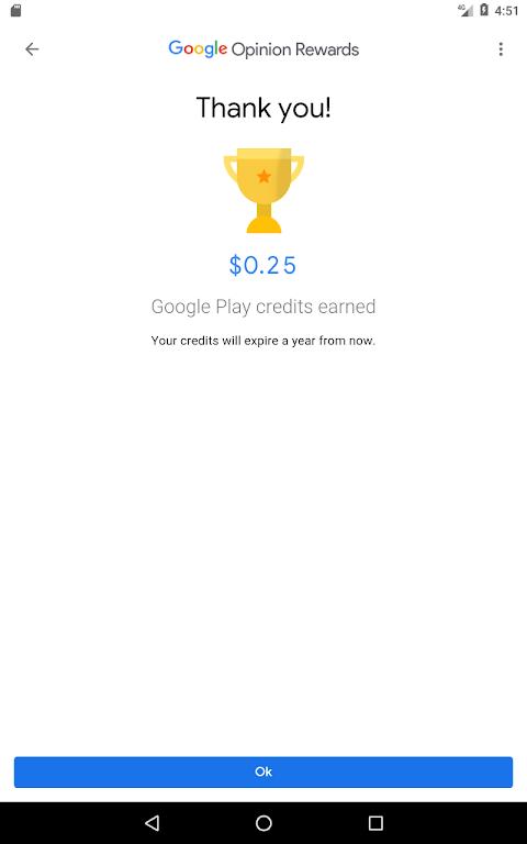 Google Opinion Rewards  poster 11