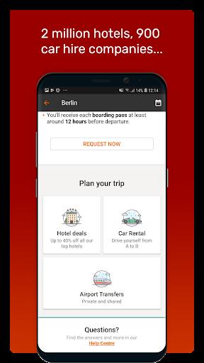 Opodo: Book cheap flights and travel deals screenshots 7