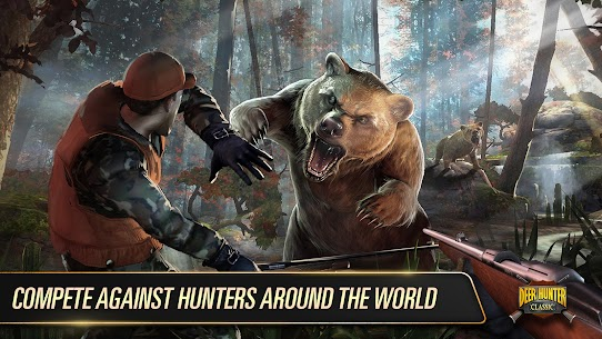 Download Deer Hunter Classic MOD APK [Unlimited Money/Ammo] 6