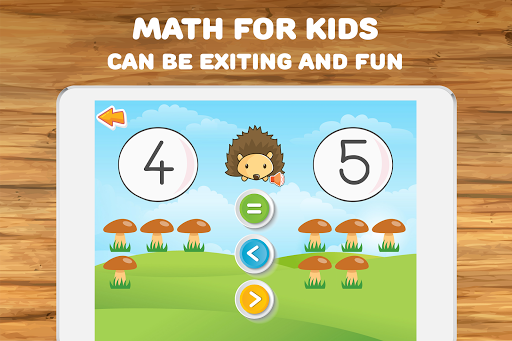 Math for kids: numbers, counting, math games 2.6.5 screenshots 20