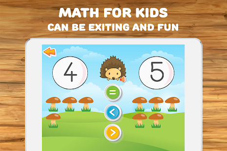 Math for kids: numbers, counting, math games 2.7.6 Screenshots 12