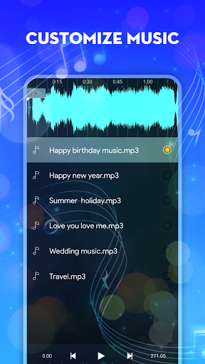 Photo Video Maker with Music android2mod screenshots 4