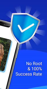 Deep scan file recovery: Restore file with 1 tap