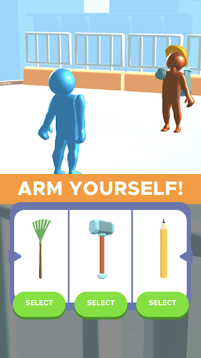 Armed & Dangerous screenshots 1