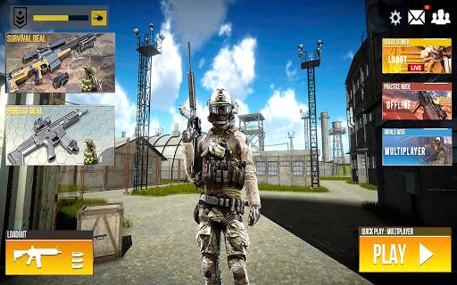 Real Commando Shooting: Secret mission - FPS Games 1.5 screenshots 1