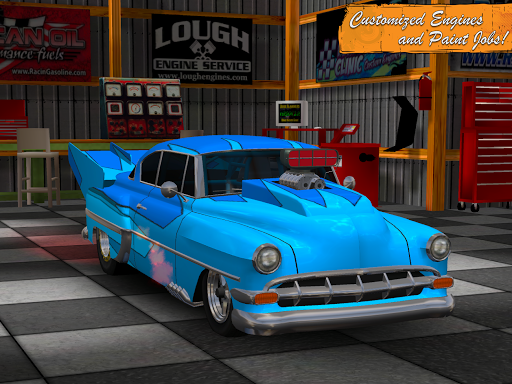 Door Slammers 2 Drag Racing screenshots 10