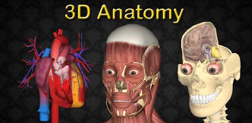 3D Anatomy - Apps on Google Play