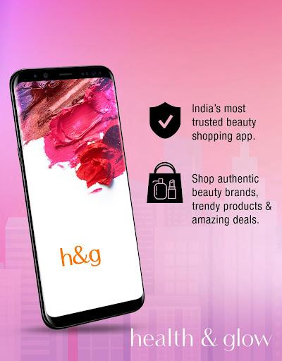 Health & Glow - Online Beauty Shopping App 3.0.12 screenshots 1