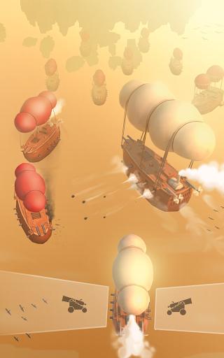 Sky Battleship - Total War of Ships 1.0.02 screenshots 8