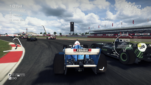 GRIDu2122 Autosport - Online Multiplayer Test 1.7.2RC1-android screenshots 5