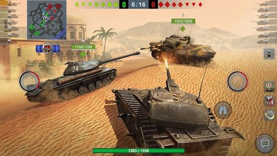 World of Tanks Blitz APK MOD 8.3.0.601 (Unlimited Money) 7