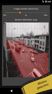 tinyCam PRO - Swiss knife to monitor IP cam Screenshot