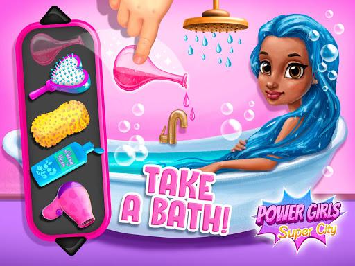 Power Girls Super City - Superhero Salon & Pets 7.0.50010 Screenshots 13