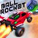 Rocket Car Football Soccer League Champion