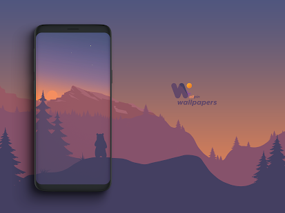 Wallpin - 4K, HD Wallpapers Screenshot