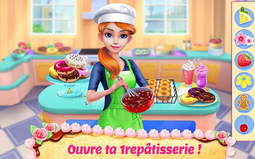 Code Triche Mon empire pâtissier – Prépare & sers des gâteaux (Astuce) APK MOD screenshots 6