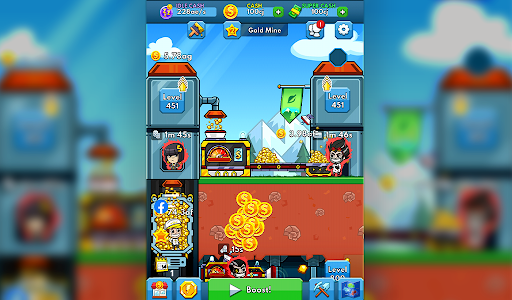Idle Miner Tycoon: Gold & Cash Game 3.53.0 screenshots 6