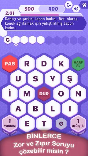 TV2 Kelime Bul Oyunu 1.0.0 screenshots 1