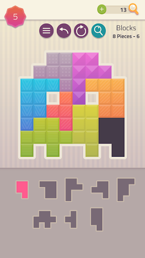 Polygrams - Tangram Puzzle Games 1.1.51 screenshots 15