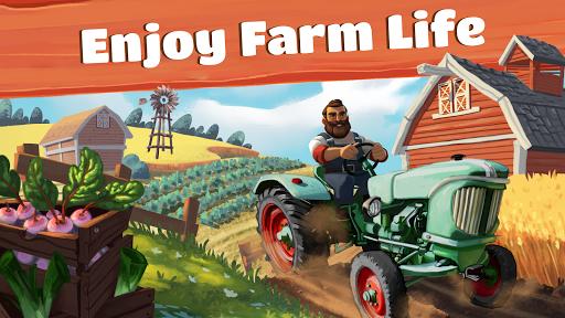 Big Farm: Tractor Dash  screenshots 1