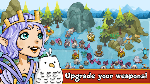 Tower Defense Realm King: (Epic TD Strategy) modavailable screenshots 21
