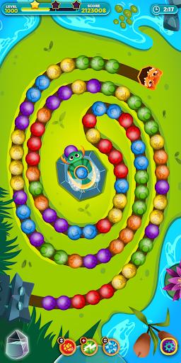Violas Quest: Marble Blast Bubble Shooter Arcade 3.041.10 screenshots 2