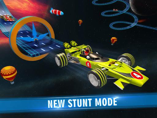 Impossible Formula Jet Car Racing Stunts  screenshots 8