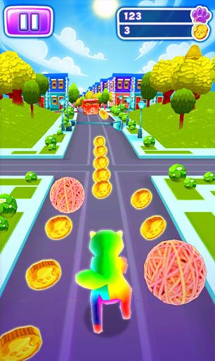 Cat Run Simulator - Kitty Cat Run Game  screenshots 4