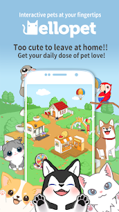 Install and Run Hellopet  Cute cats For Your Pc, Windows and Mac 1