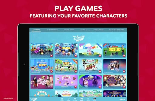 Foto do DisneyNOW – Episodes & Live TV