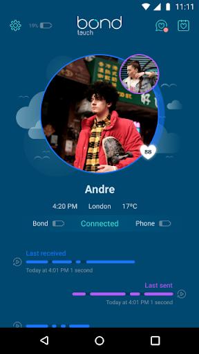Bond Touch 5.0.0 screenshots 1