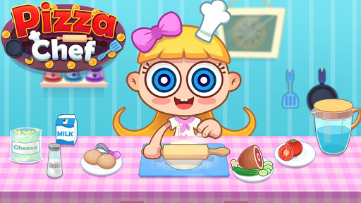 ud83cudf55ud83cudf55My Cooking Story 2 - Pizza Fever Shop  screenshots 3