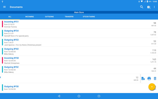 Stock and Inventory Online Apkfinish screenshots 13