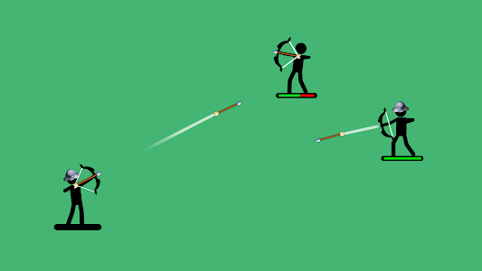 The Archers 2: Stickman Games for 2 Players or 1 1.6.6.0.7 (Mod)