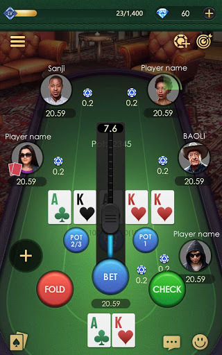 Poker World: Texas hold'em modavailable screenshots 3